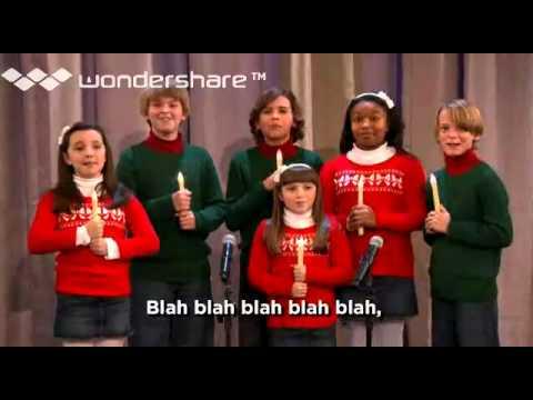 Conan Christmas Knock off Carolers Mistletoe Manifesto 1.27 with Veronica Powers 2011
