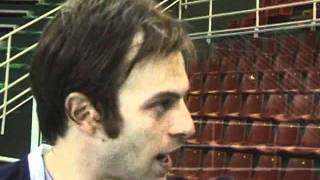 15-10-2011: Intervista a Joel Bacci nel post Atripalda-Molfetta