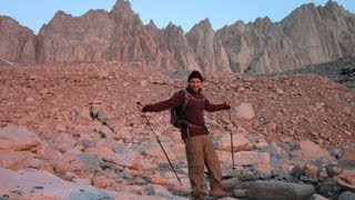 Mt. Whitney Solo Hike August, 2012