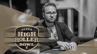 Daniel Negreanu Next Level Read! | Super High Roller Bowl V | PokerGO