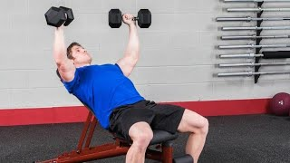 Body-Solid Flat Incline Decline Bench (GFID100) - Exercises