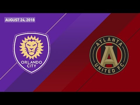 HIGHLIGHTS: Orlando City SC vs. Atlanta United FC | August 24, 2018