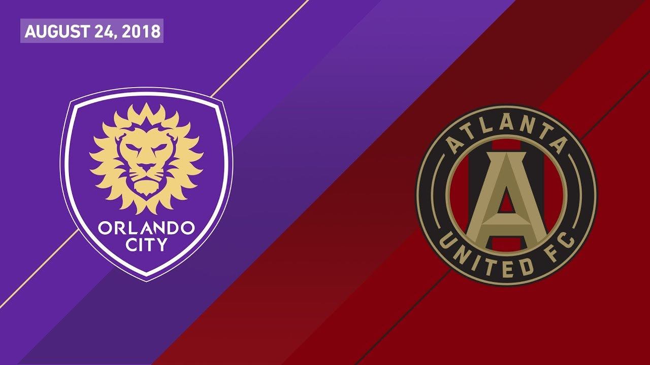 HIGHLIGHTS: Orlando City SC vs. Atlanta United FC | August 24, 2018