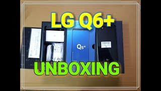 LG Q6 Plus | LG Q6+ | 4GB RAM - Indian Retail Unit | Full Vision 5.5 Inch | Unboxing and Hands on