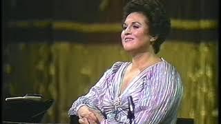 Marilyn Horne in Recital at La Scala