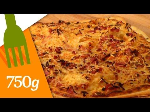 recette-de-flammekueche-ou-tarte-flambée---750g