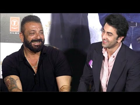 Ranbir Kapoor & Sanjay Dutt FUNNY Moments - Sanju Movie Teaser | Sanjay Dutt Biopic