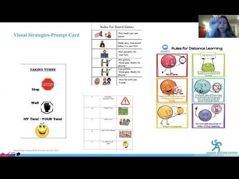 Autism & COVID-19 Webinar 5: Targeting Social Skills During Social Distancing