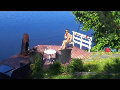 Visit in Halsnes, Norway 2017 (4K)