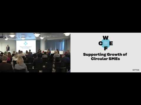 WCEF2017 Supporting Growth of Circular SMEs