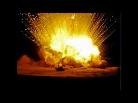 Explosion sound FX from movies and TV (classic Universal) U.S.