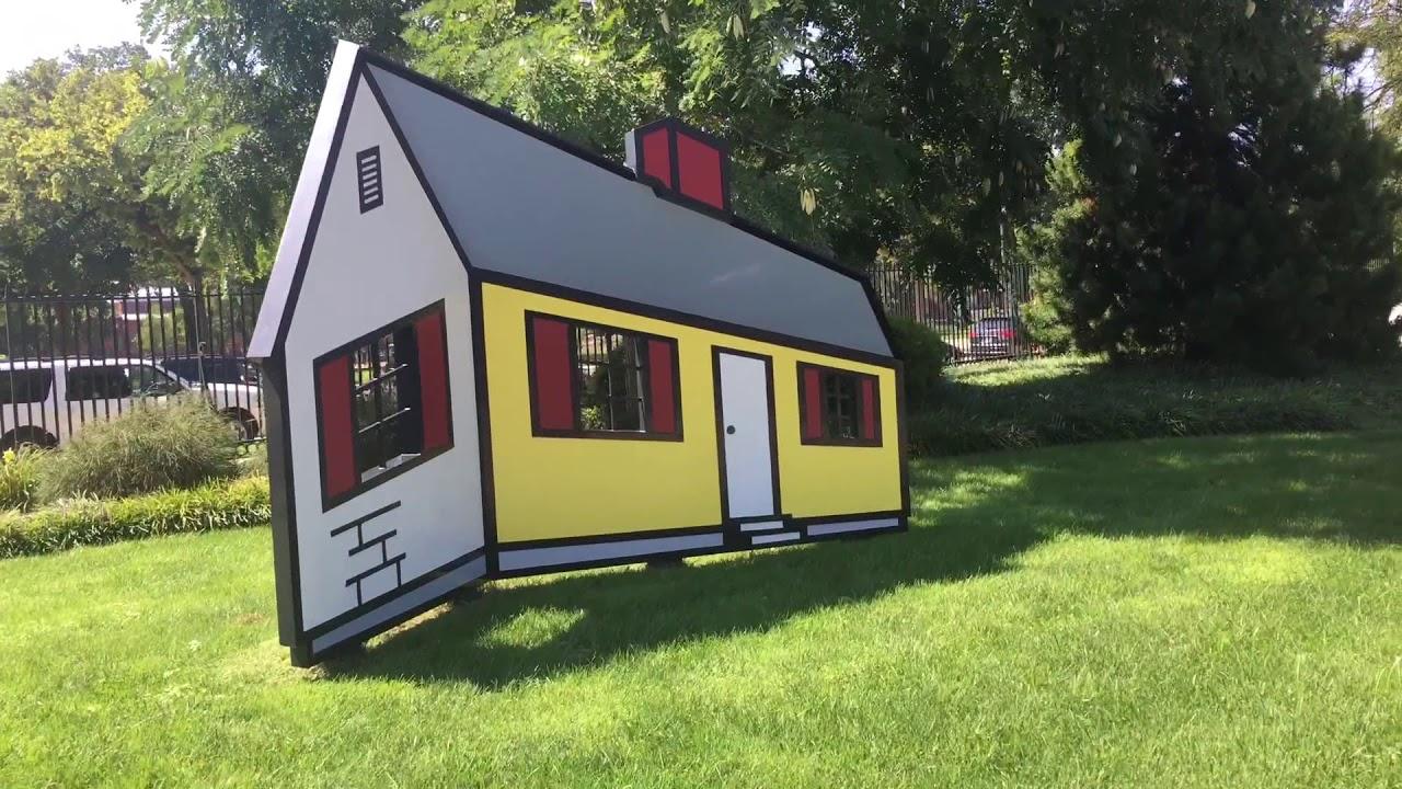 House I - Roy Lichtenstein (National Gallery of Art - Sculpture ...