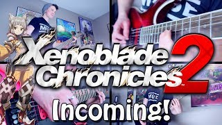 Incoming! - Xenoblade Chronicles 2 (Rock/Metal) Guitar Cover | Gabocarina96