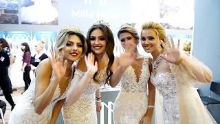 Mariage Fest editia Februarie 2018 / #millanova #lorenzorossi #annesbridal