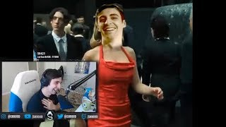 Shroud reacts to my video