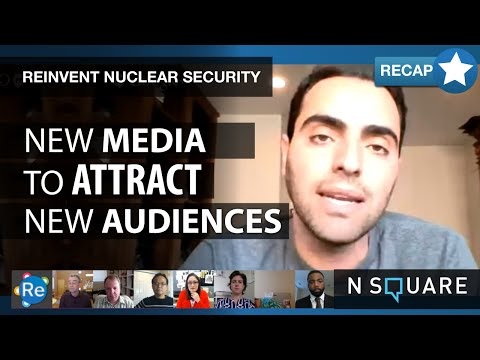 Engaging Millennials Roundtable Recap  Reinvent Nuclear Security