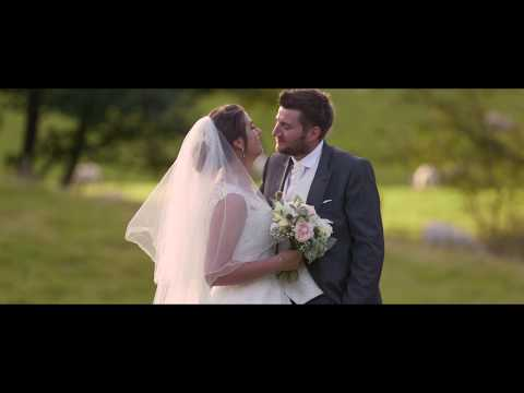 Windermere Lake District and Cumbria // Nicole and Peter Wedding video