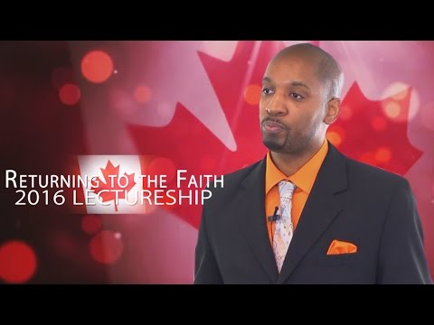 Andre Moore - The Meaning of Christian Living