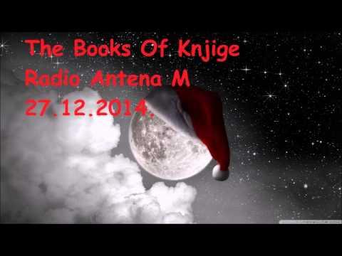 The Books Of Knjige | Radio Antena M | 27.12.2014.