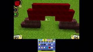 キューブクリエイターDXはキューブと呼ばれる四角いブロックを使って建...