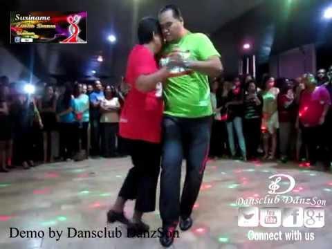 "Suriname Dance Latin Union Presents ""Latin DeeJay Marathon"" 1 JUNI 2014 - DEMO 1"