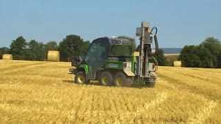 MODERNE LANDTECNIK IM EINSATZ TEIL 9 – Trailer HD (Claas, New Holland, John Deere)