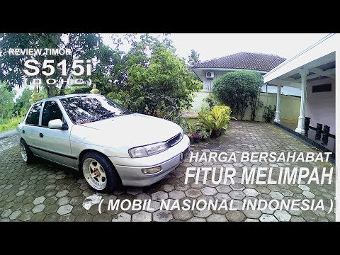 Review Timor S515i 1.5 DOHC (KIA Sephia) 1999 dan Test Drive - CarVlog Indonesia - CarVlog#15