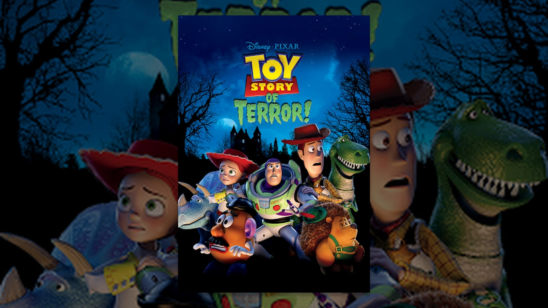 Toy Story Of Terror Compilation Youtube