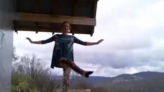 Yoga Dance Йога  танец  warm up разминка
