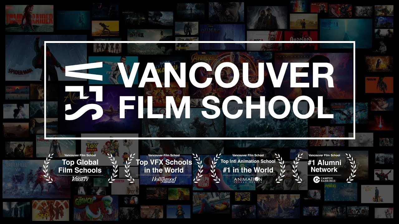 Vancouver Film School: Entertainment Arts Training For Film