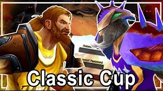 Classic WoW 1v1 Duel Tournament - Savix Ret Paladin