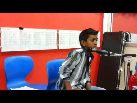 jab jab tere paas main aaya @ajay brijwasi in u can sing music academy