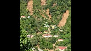 Tropical Storm Erika Ravages Dominica: Death and Destruction Visit Our Beloved Petite Savanne