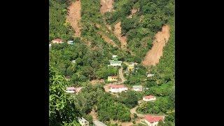 Tropical Storm Erika Ravages Dominica: Death and Destruction Visit Our Beloved Petite Savanne