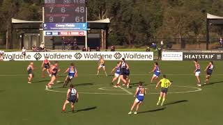 VFL Round 21 CASvWIL Highlights