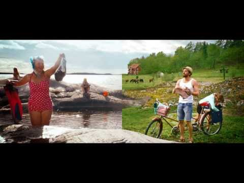 Swedish Moments, Visit Sweden, 60s NO