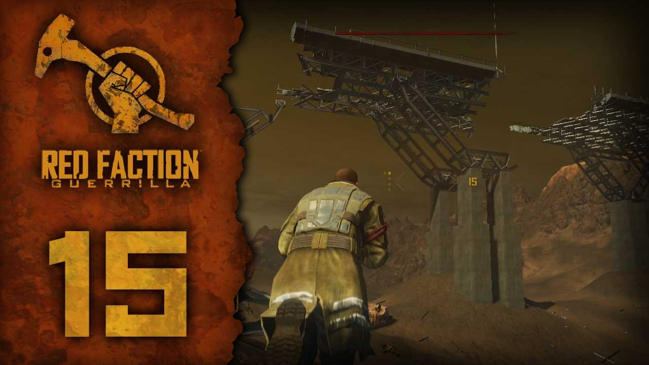 Download Let's Play Red Faction: Guerrilla - Episode 15
