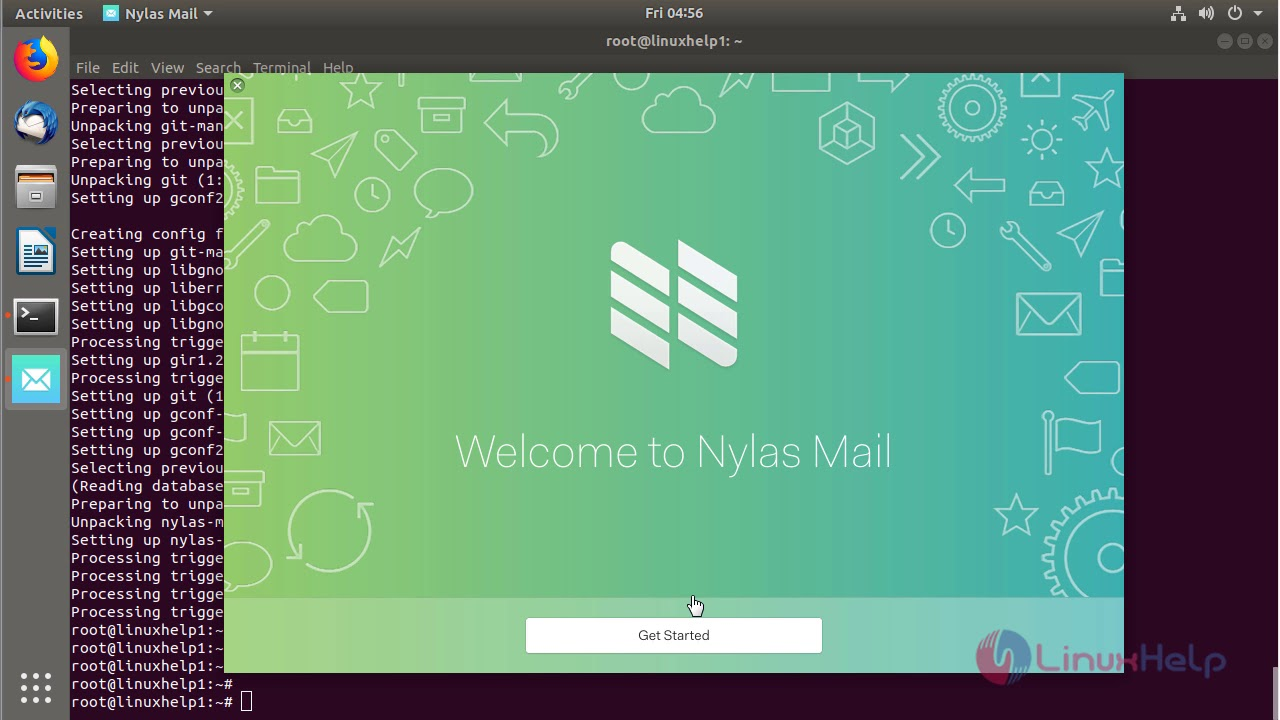How to install Nylas Mail Client on Ubuntu 18 04
