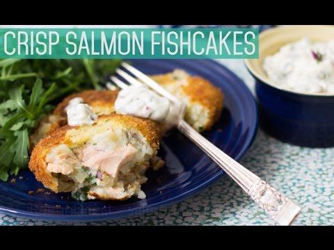 Classic Salmon Fishcakes