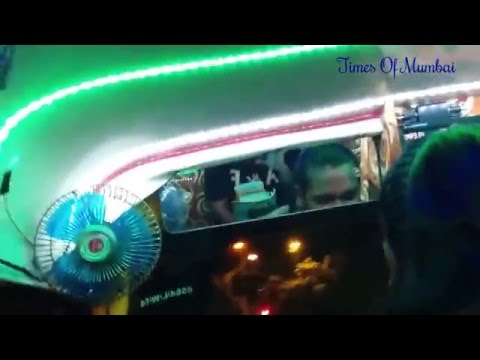 Most Amazing Cool Unique Auto-Rickshaw With Tv, Wi-Fi, Magazines And Much More In Mumbai India 2015