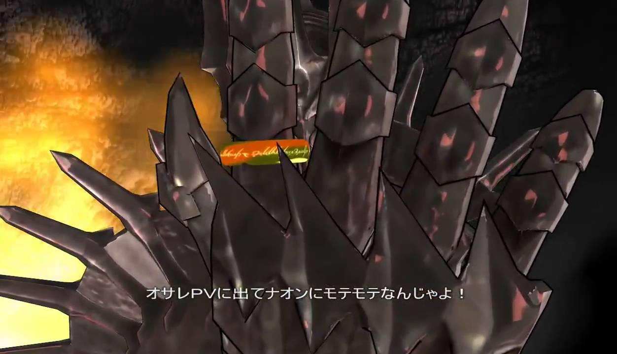 [LOTR]Sauron vs Balrog[MMD] - YouTube