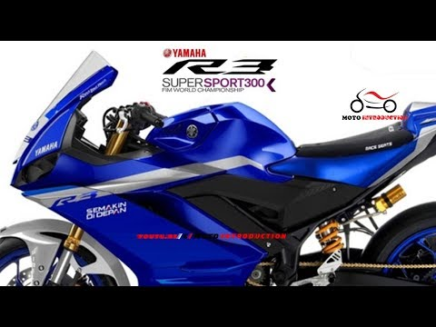 New Yamaha YZF-R3 WSSP 300 2019 | 2019 Yamaha R3 WSSP First Look