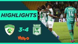 La Equidad vs. Nacional (Goles y Highlights)   Liga BetPlay Dimayor 2020