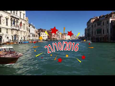 Ca' Foscari University of Venice - 10 Days 10 Best Things With Quang Quick 2016