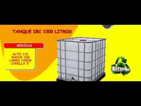 Tanques para camion youtube Estanque ibc 1000 litros