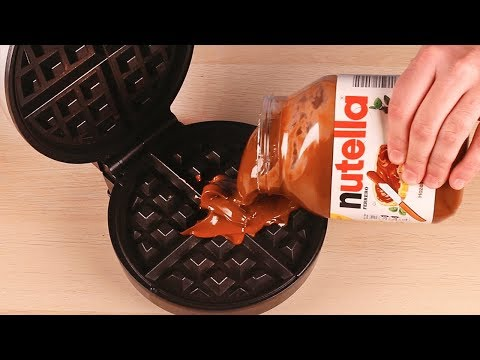 CRAZY Unexpected Nutella Life Hacks!