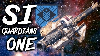Destiny: Six Guardians One Gjallarhorn RIP REAPER MEDAL!