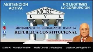 República Constitucional Monarquía Constitucional