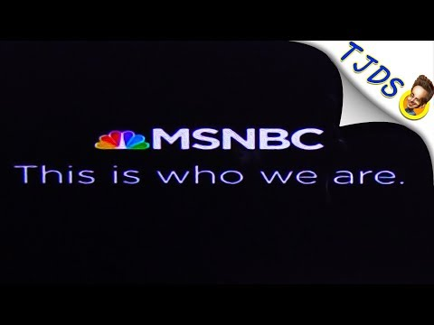 MSNBC's New Promo Laughably Lame
