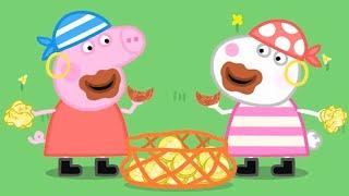 Cartoon Kids - Português Brasil | A Tempestade Peppa Pig | Peppa Pig em Português Brasil